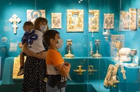 Музей «Новый Иерусалим» отмечает своё столетие