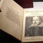 Первое фолио Уильяма Шекспира продано на аукционе Christie's за рекордную сумму