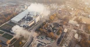 Объем выбросов углекислого газа упал на рекордную величину