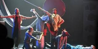 Екатеринбургский театр «Провинциальные танцы» выступил на фестивале «Территория»