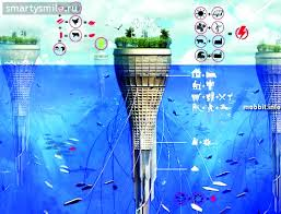 На дне. Идеи о создании «подводных городов».