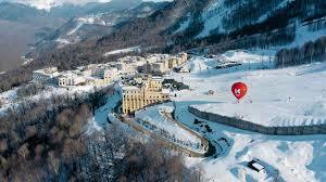 Отдыхай и катай зимой на Курорте Красная Поляна!