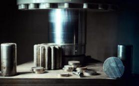 Высокопрочный материал для облегчённых конструкций из железа