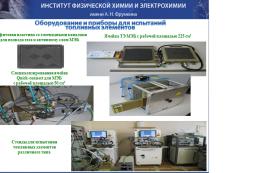 Модифицированные углеродные нанотрубки – основа электрокатализаторов для электрохимической энергетики