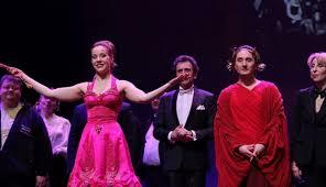 В Театре им. Вахтангова состоялся «Хрустальный бал в честь Евгения Вахтангова»