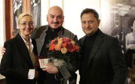 В Москве вручили памятные знаки Камерного театра