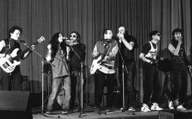В Русском музее открылась выставка «Ленинградский рок-клуб в фотографиях»