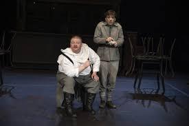 В Театре им. Вахтангова поставили спектакль «Войцек»