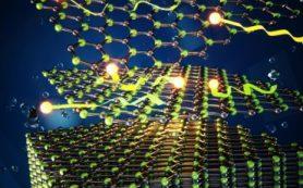Небольшое количество мыла упрощает создание 2D-нанофлексов