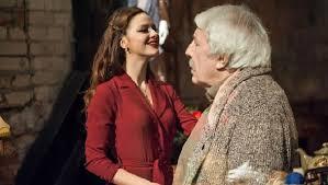 В Театре Вахтангова – премьера спектакля «Сказки старого Арбата»