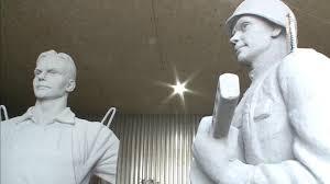 Скульптурная композиция «Триумф Победы» в Ижевске вернется на историческое место
