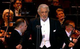 Гала-концерт Пласидо Доминго пройдет в Большом театре