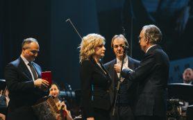 Руководители «Мюзик-холла» получили государственные награды Италии