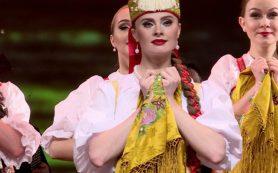 Состоялся юбилейный концерт Северного русского народного хора