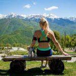 Курорт Красная Поляна запускает в апреле «Горный детокс» со спа-отдыхом и фитнес-программами