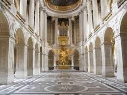 Завершилась реставрация Королевской часовни Версальского дворца