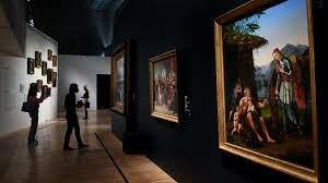 В Новой Третьяковке открылась выставка русского и немецкого романтизма