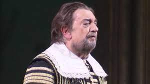 Пласидо Доминго исполняет «Дона Карлоса» в Большом театре