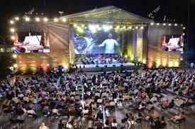 Международный музыкальный фестиваль «Дорога на Ялту» открылся в Крыму