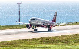 «Россия» возобновила выполнение рейсов из Петербурга в Геленджик