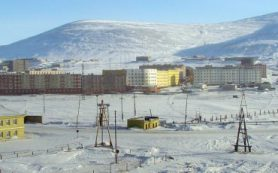 Таяние мерзлоты по-арктически