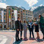На Курорте Красная Поляна появился первый «зелёный» отель
