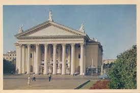 В Волгограде началась реконструкция Нового экспериментального театра