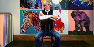 Выставка «Энди Уорхол и русское искусство» открылась в Санкт-Петербурге