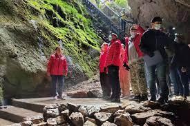 Бородинская пещера в Хакасии вновь открыта для туристов