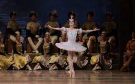 Олеся Новикова стала примой-балериной Мариинского театра