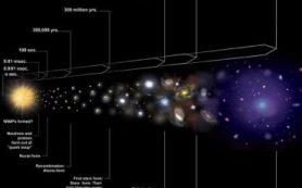 Ученые исследуют, что произошло в первую микросекунду Большого взрыва