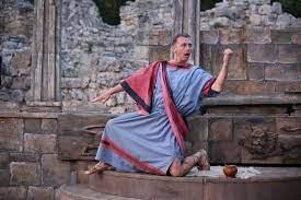 Постановку «Забыть Герострата!» представили на сцене Античного театра Херсоне