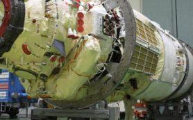 «Роскосмос» запускает новый лабораторный модуль
