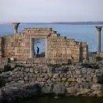 """Археологи музея-заповедника """"Херсонес Таврический"""" изучают крепость Каламита"""
