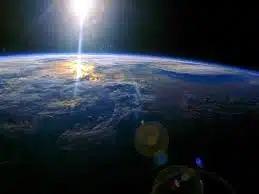 Космические наблюдения