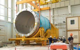 Начался основной этап сборки детектора коллайдера NICA