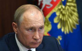 Путин назвал доказательство вмешательства политики в спорт