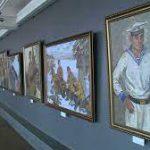В Севастополе открылась выставка студии военных художников имени Грекова