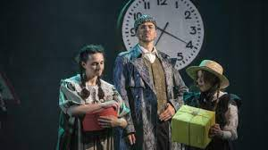 «Безымянная звезда» – премьера в Московском Губернском театре