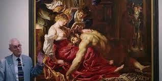 Авторство картины «Самсон и Далила» в лондонской галерее поставлено под сомнение