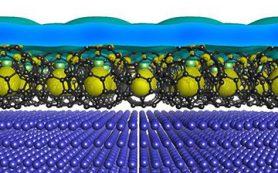 Монослой фуллеренов с литием – новый шаг для наноэлектроники