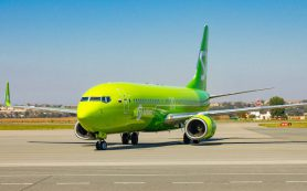 S7 Airlines расширяет полетную программу в Египет