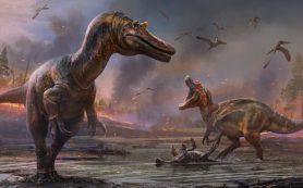 В Великобритании обнаружены останки двух новых видов крупных хищных динозавров